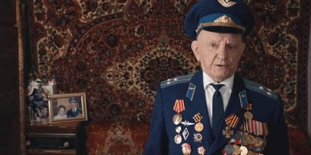 Позиция 93х летнего ветерана.
