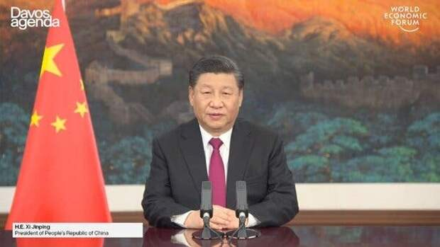 """Addressing the World Economic Forum in January, Xi Jinping, China's leader, denounced countries that would """"start a new Cold War."""""""