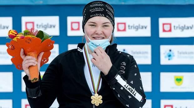 Юная девушка из Южно-Сахалинска покорила всех на ЧМ по сноуборду: видео