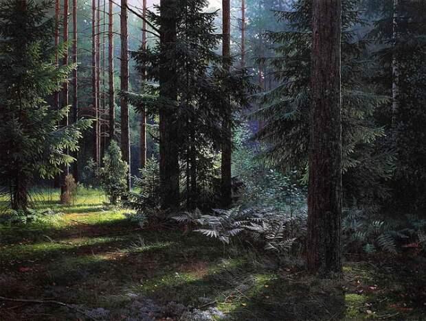 Сергей Трухан и его гиперреалистичные пейзажи