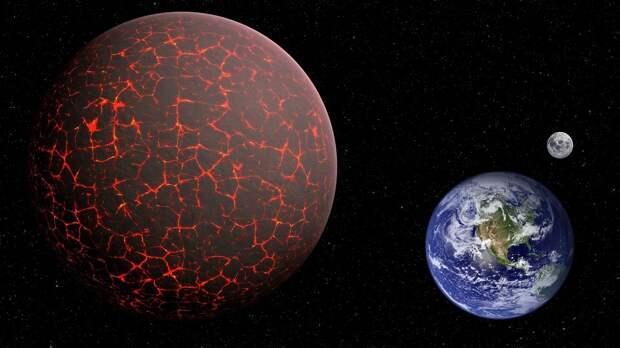 Ученые назвали размеры и положение планеты Нибиру