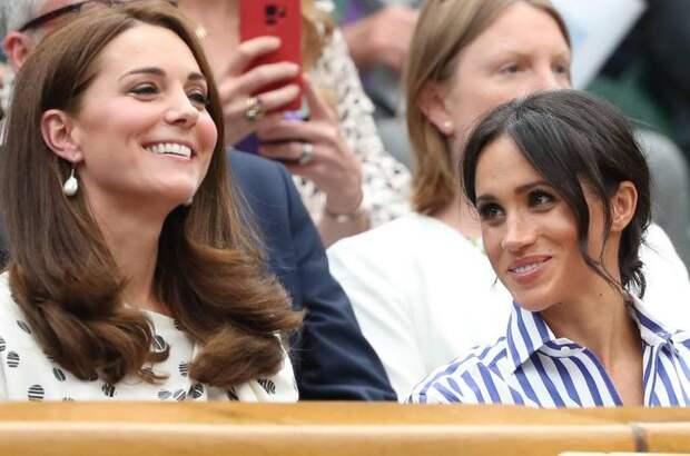 «Эффект герцогинь»: Кейт Миддлтон и Меган Маркл принесли модным брендам миллионы