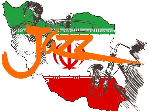 Тысяча и одна ночь Джаза в Иране