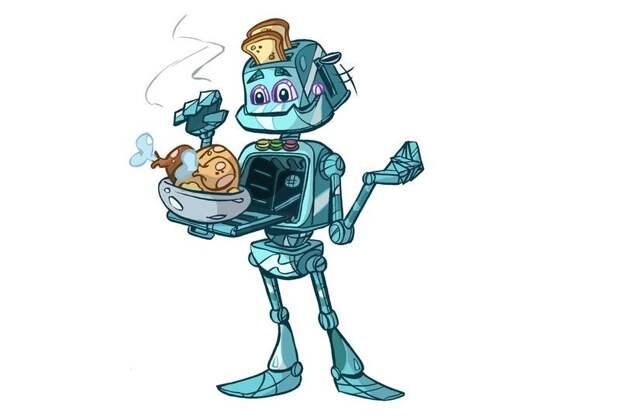 Что готовит робот-повар? (видео)