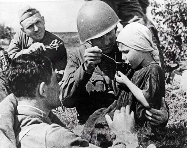 Песня героям Войны