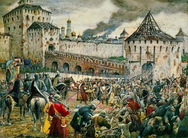 Зачем Романовы заключили «похабное» Деулинское перемирие