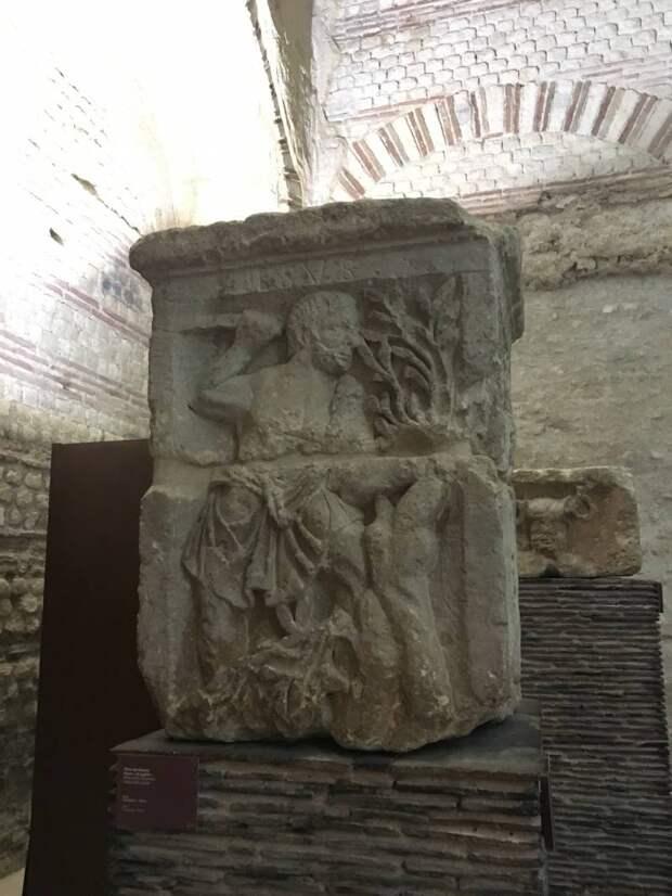 Римская культура банного дела