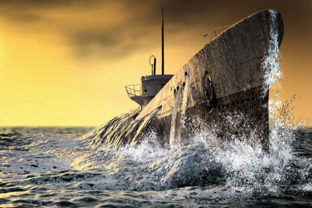 Как моются подводники, когда ходят на подводной лодке в месячные рейды