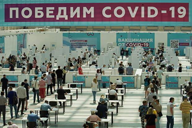 Иммунитет населения России к коронавирусу достиг 60%