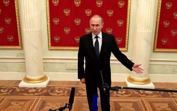 Красиво! Кремль отклонил приглашение Великобритании в адрес Путина