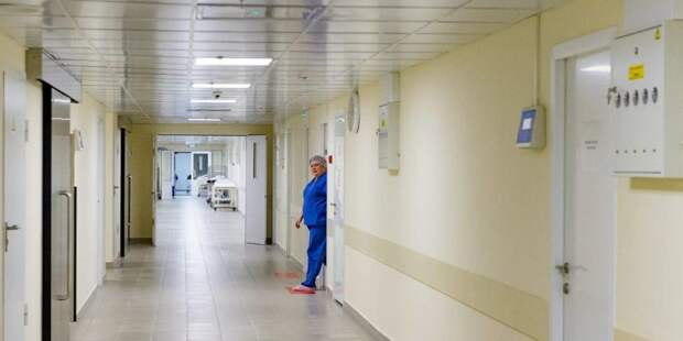 Ракова: Сбежавшие пациенты возвращены в больницу в Коммунарке. Фото: mos.ru
