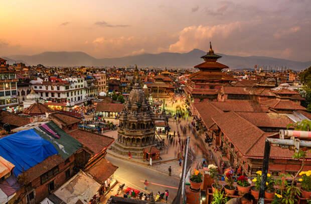 Непал по-русски