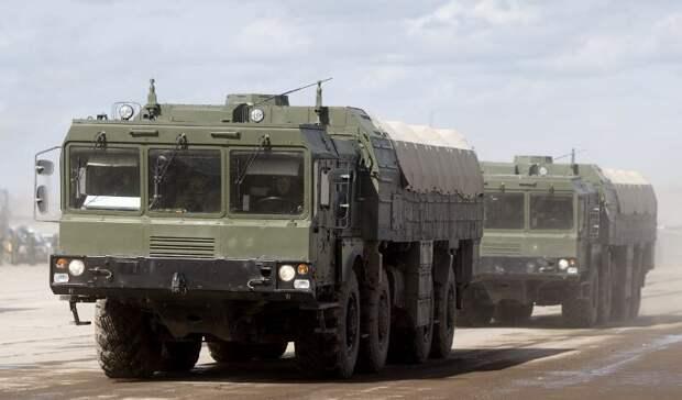 «Искандеры» изОренбуржья уехали вСамару для участия впараде Победы