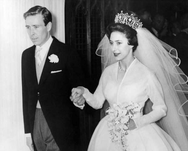 Принцесса Маргарет и Энтони Армстронг-Джонс. / Фото: www.oriver.style