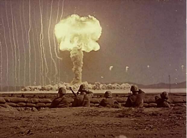 Какой ядерный заряд могут испытать в США?