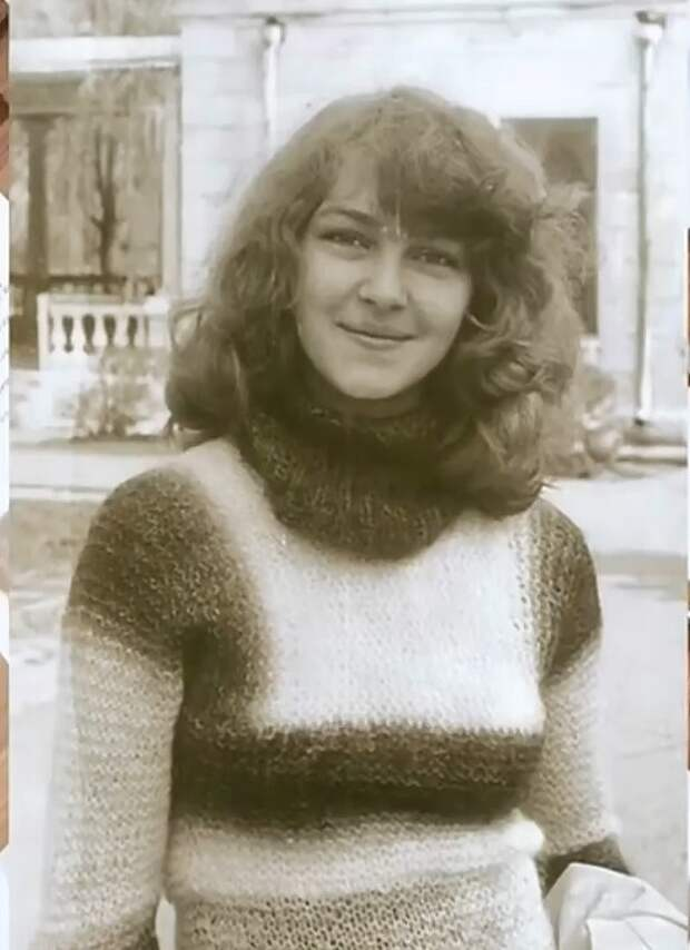 Как выглядела в детстве Анастасия Ягужинская из «Гардемаринов», и как с годами преобразилась ее красота, изображение №5