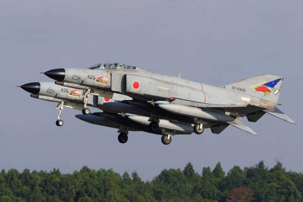 Япония снимает с вооружения истребители, «десятилетиями державшие в напряжении Китай»