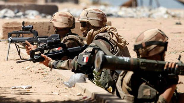 Французский спецназ попал в опасное положение на северо-востоке Сирии