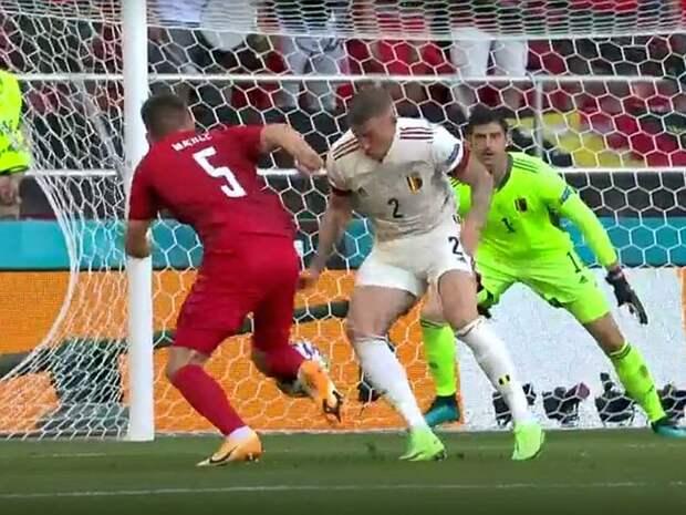 Бельгия победила Данию: теперь россиянам достаточно сыграть вничью в Копенгагене