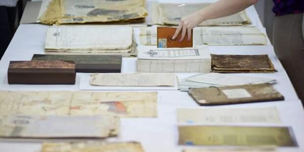Порядка 200 тыс человек посмотрели экспозицию онлайн-музея Главархива Фото: mos.ru