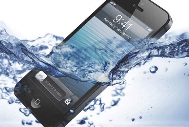 Силикагель впитает влагу из телефона, вместо него можно использовать рис / Фото: i.ytimg.com