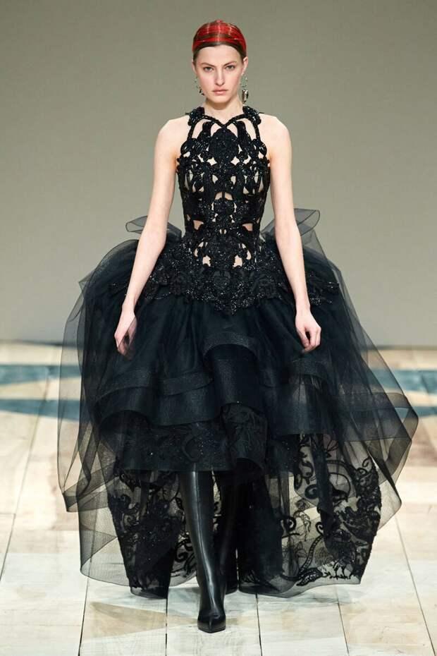 Интересно о модном. Женская мода эпохи барокко и современность.