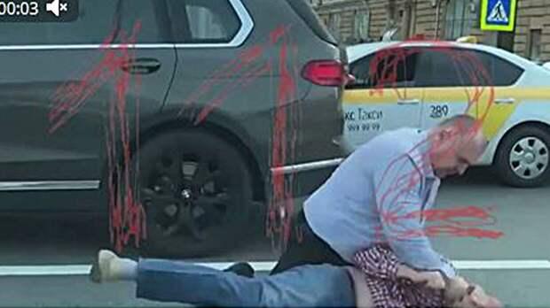 Водитель экс-резидента Comedy Club избил таксиста и лишился работы
