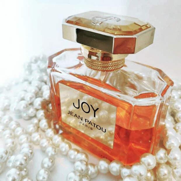 духи joy от jean patou