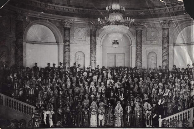 Бал 1903 года