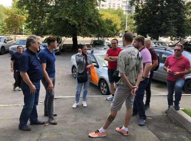 Исполняющий обязанности главы управы поручил взять на контроль работу хостела на Хорошевском шоссе