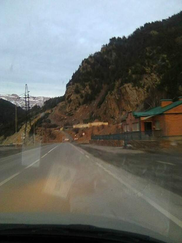 Небольшое путешествие по Осетии, окончание