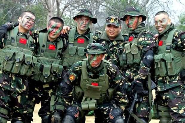 В сирийскомИдлибе впервые появились китайские военные