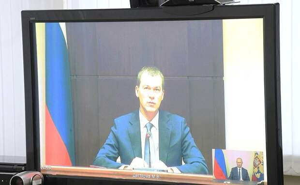 Liberation: Ход Путина с назначением нового губернатора в Хабаровске терпит поражение