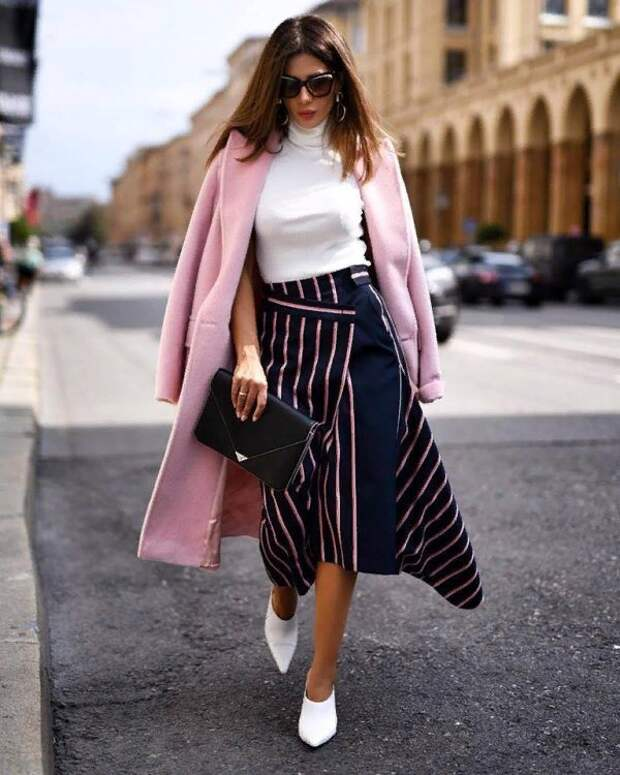 С каким принтом весенне-летняя одежда в 2021 году будет самой модной