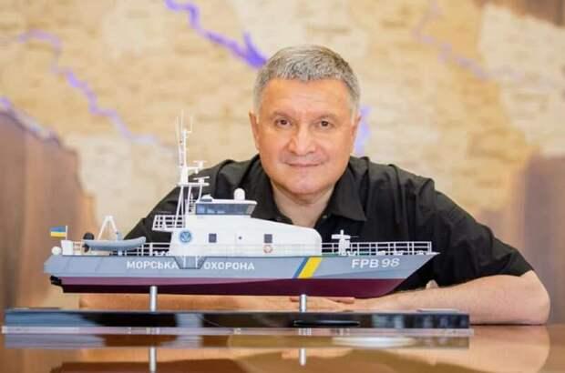 Аваков ушел с поста министра внутренних дел