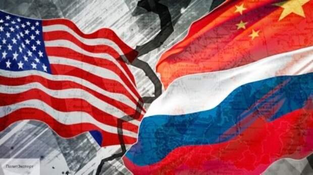 Global Times нашло странность в войне США против России