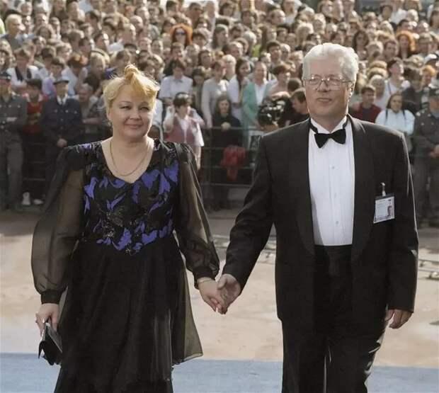 Евгений Жариков и Наталья Гвоздикова. Фото: alamy.com