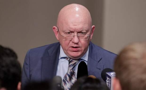 Небензя прокомментировал попытку США восстановить санкции против Ирана