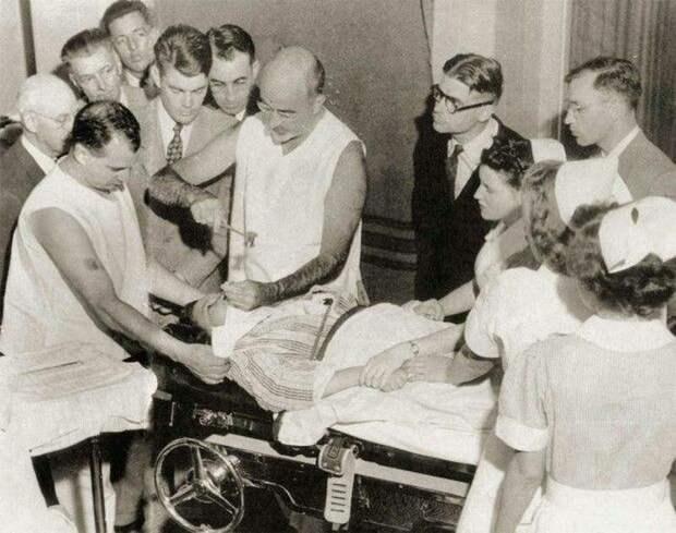 Нож для колки льда. лоботомия, медицина, страницы  истории