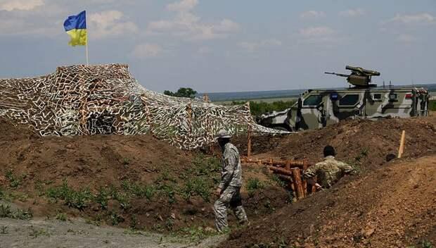 Саакашвили: Россия разнесёт старомодные украинские укрепления одними дронами