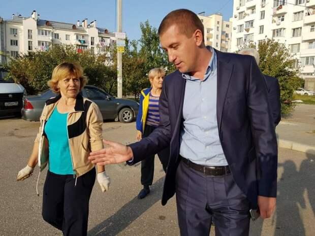 Севастопольцы говорят «спасибо» правительству и местным единороссам