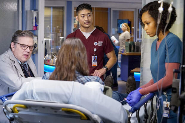 TV Ratings: Chicago Med and Fire Top Night, P.D. Returns Up, S.W.A.T. Dips
