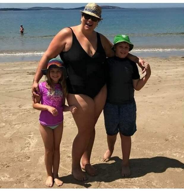 25. Кирстен Босли бикини, бодипозитив, вес, женщина, купальник, особенность, тело, фото
