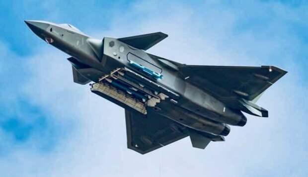 Sina Military: истребители Rafale не смогут противостоять китайским J-20