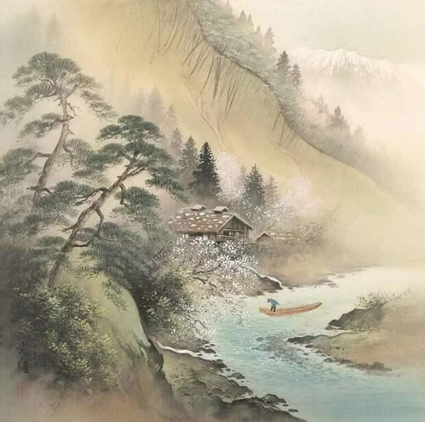 художник Коукеи Кодзима (Koukei Kojima) картины – 23