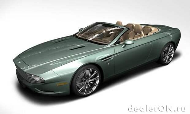 Сотрудничество Aston Martin и Zagato: два новых уникальных образца