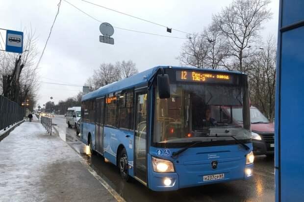 Автобусы по шести маршрутам Твери изменят путь следования до 1 мая