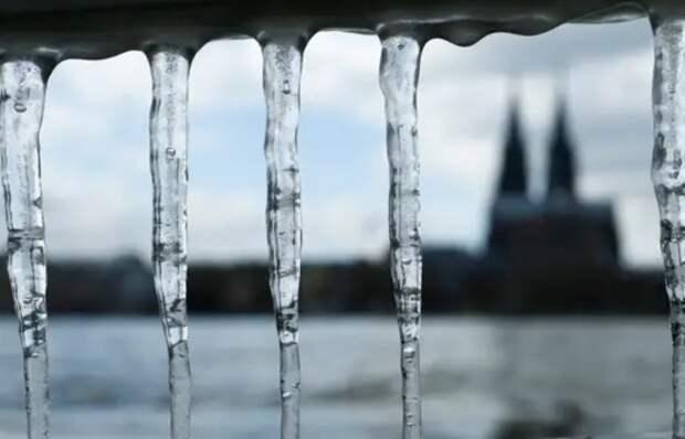 Газовый конфликт с Россией грозит немцам холодной зимой