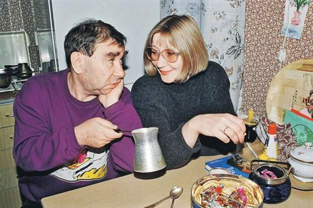 Михаил Светин и Бронислава Проскурнина. / Фото: www.kpcdn.net