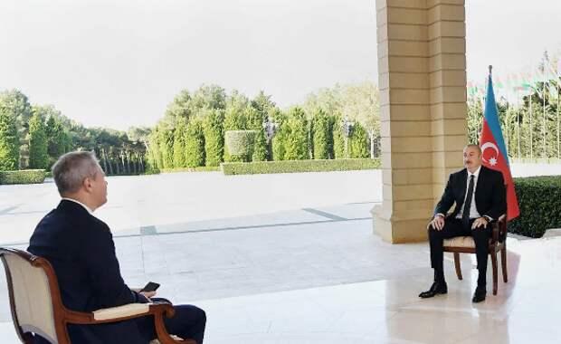 Ильхам Алиев: Мы дойдем до конца и получим то, что нам по праву принадлежит